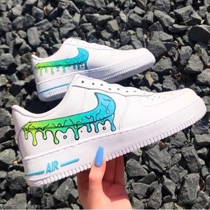 Custom Air Force 1's